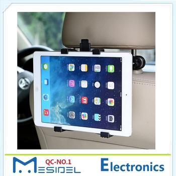 Baseus Car Back Seat Headrest Mount Holder For Phone Gps Ipad Tablet Universal 360 Degree Bracket Backseat