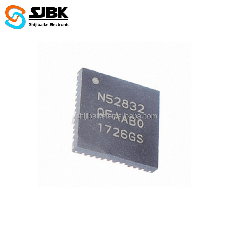 Active Components New Original NRF52832-QFAA-R Wireless BT RF IC Chip
