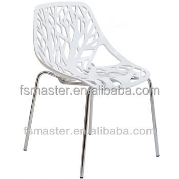 modern chair plastic. Hot Sale Modern Design Dining Room Simple Plastic Chair E