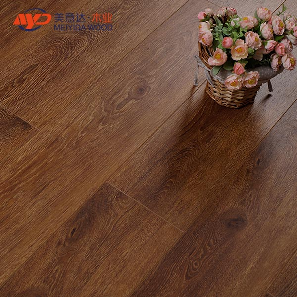 Hmdf Laminated Flooring Manufacturers China