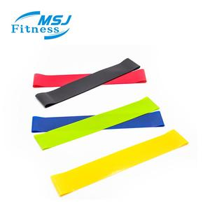 Home-complete 5 Resistance Exercise Loop Bands Fitness Resistance Bands Set