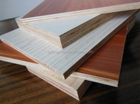 cabinet used double sided wood colors melamined plywood prices from china direct factory