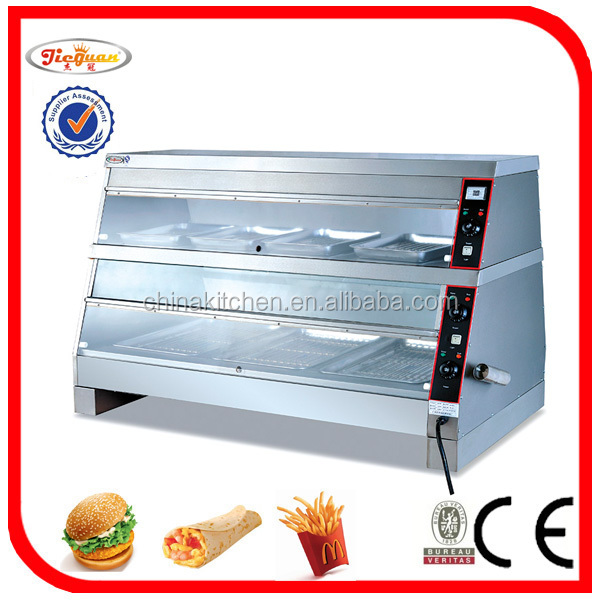kfc food display warmer DH-6P