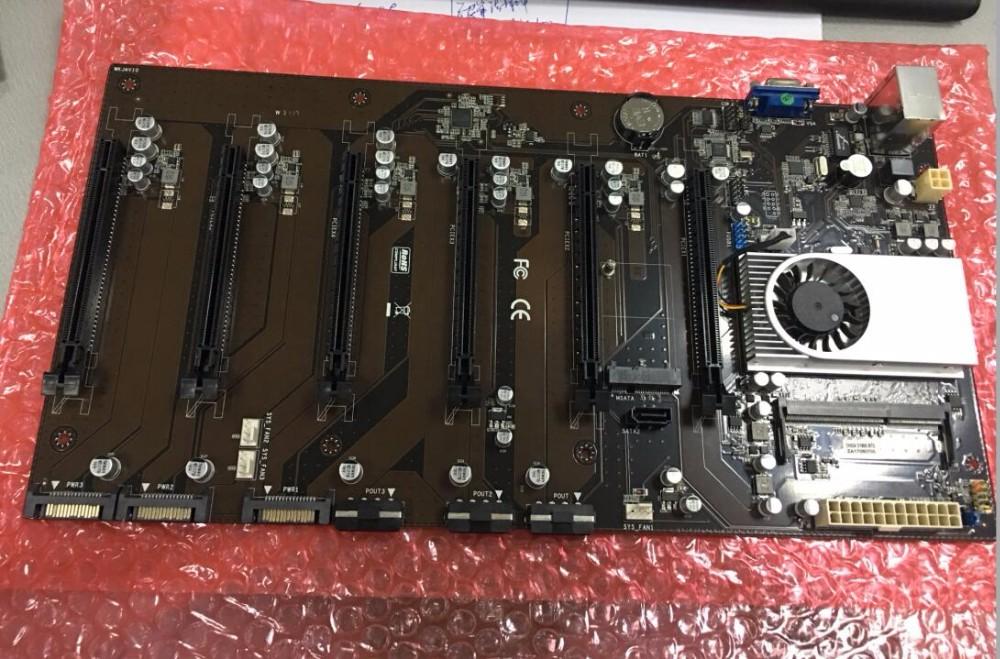 4 gpu mining motherboard