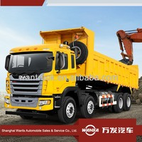 Supply JAC howo 100 ton 50 ton 40 ton rc 6 wheel 10 wheel mini dump truck