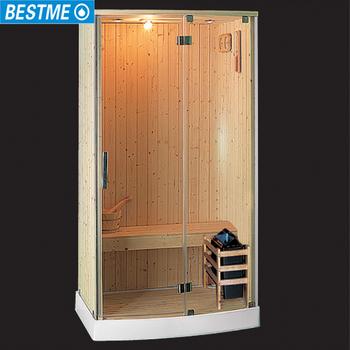 Bekannt Bestme 1 Person Far Infrared Indoor Mini Sauna Room Dry Sauna MH04