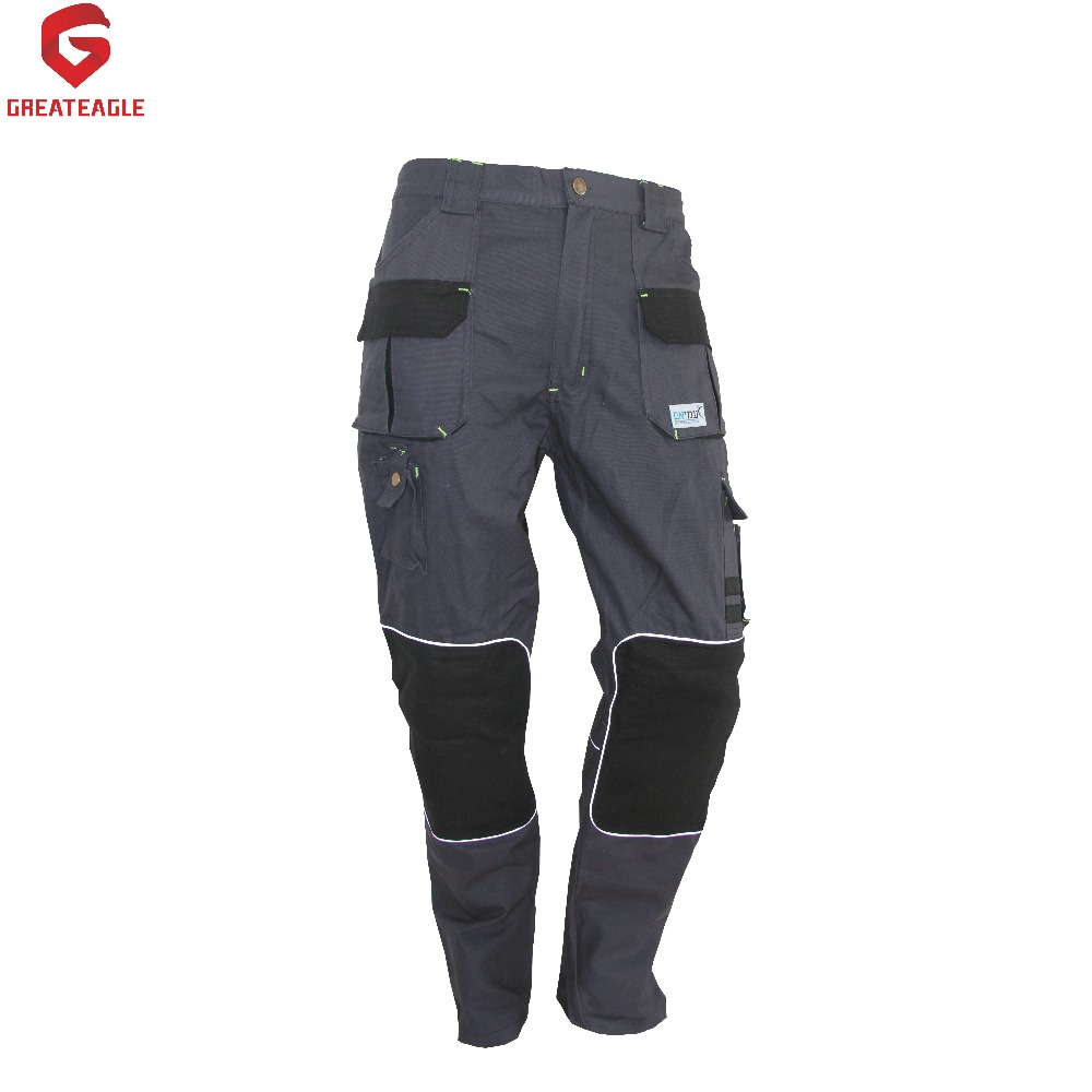 work pants with knee patch T10