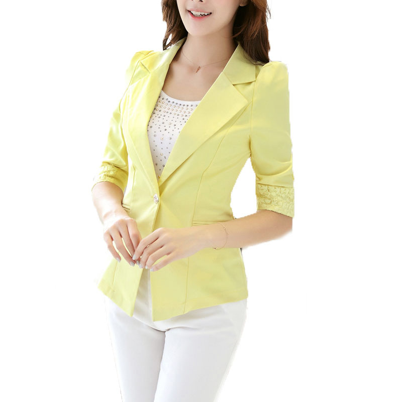 Cheap Bright Yellow Blazer, find Bright Yellow Blazer deals on ...