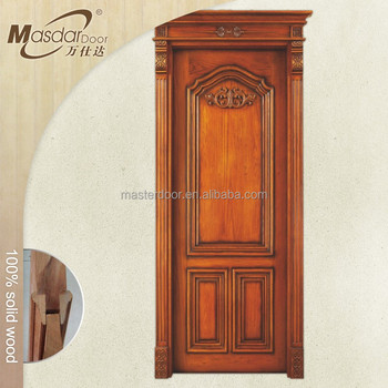 Used exterior solid teak wood carving doors for sale buy teak wood carving doors wood doors for Solid wood exterior doors for sale