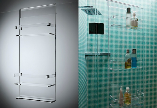 Wholesale Hanging Clear Acrylic Bathroom Shower Caddy - Buy Shower ...