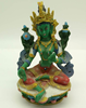 Wholesale polyresin colorful hindu god statues for sale