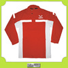 Custom nylon embroidery work uniform windbreaker jacket for staff
