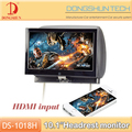 10.1 inch high resolution car monitor with HD port