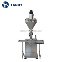 Square Jars Peanut Butter Powder Filling Machine For Food Industry