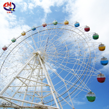 factory direct sales electronic amusement park games ferris wheel equipment