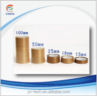 Teflon ptfe fabric one side silicone adhesive