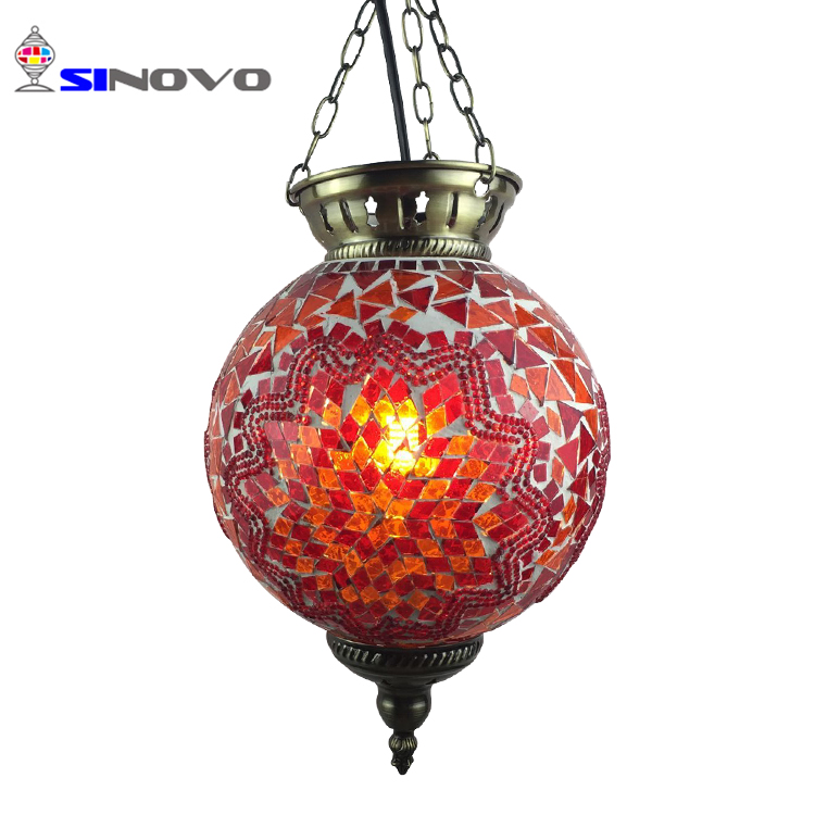 SINOVO china manufacturer directly supplied Creative <strong>spiral</strong> crystal moroccan hanging <strong>lamps</strong>