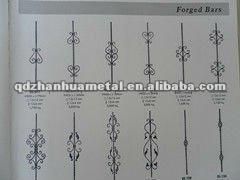 2012 design semplice ornamenti per esterno ringhiere in for Ringhiere ferro battuto per esterno