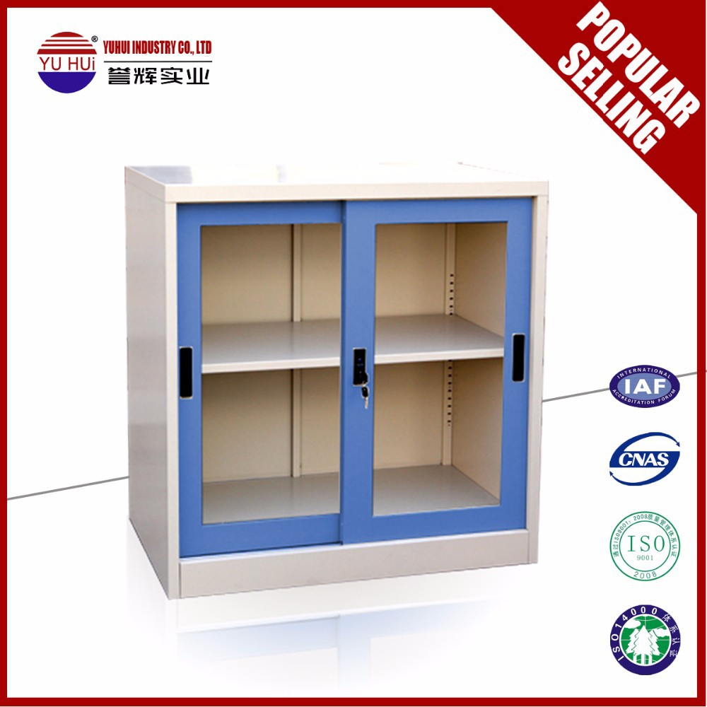 Glass Sliding Door Small Cube Steel Bookcase / Storaging Cupboard For  Office Or Study - Buy Cube Steel Bookcase,Cube Storaging Cupboard,Glass  Sliding Door