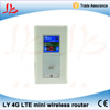 Newest!!!LY 4G LTE mini wireless router with 5200mAh power