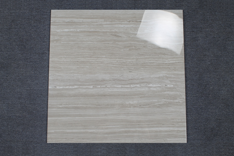 Bar pavimento di piastrelle grigio chiaro texture lucido doppio