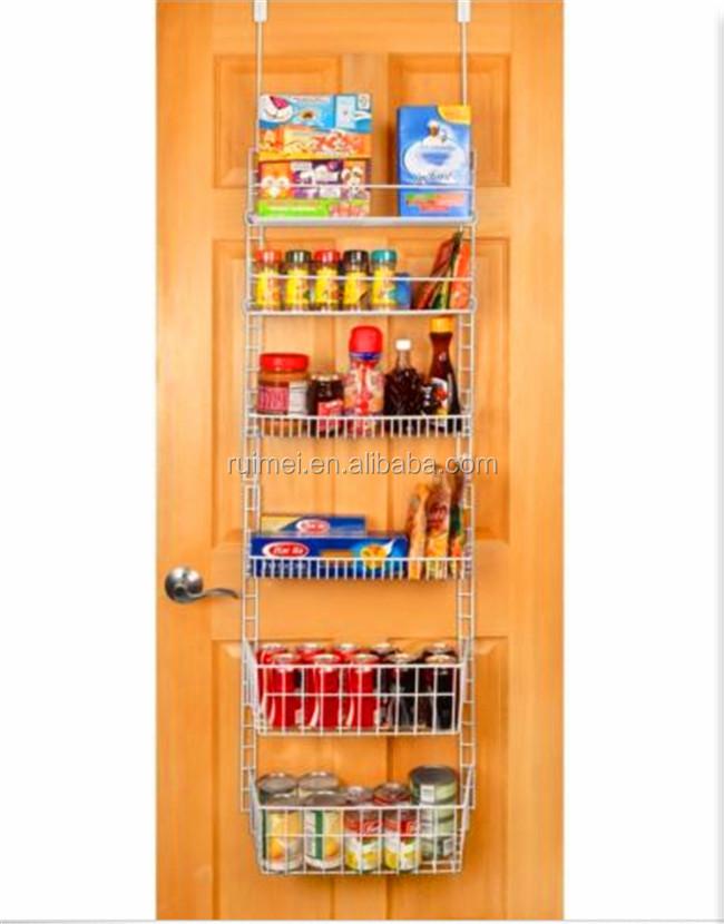 Gewürz Kabinett Regal Kann Lagerung Von Lebensmitteln Tür ...