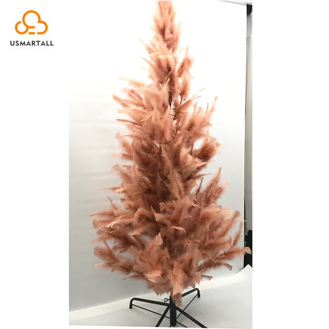feather small christmas tree for sale showcase party home decoration