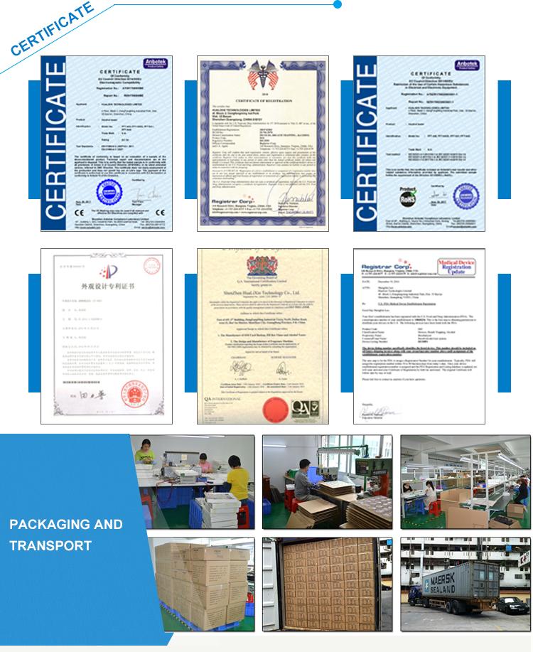 Verificador pessoal do álcool de greenwon hualixin
