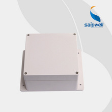 ABS/PC solid cover/clear waterproof electrical box IP66 SP-F5-2 160*160*90mm junction box