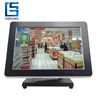Shenzhen Full Flat 15 Inch Pos Equipment with 5 Wire Resistive Touch Pos System