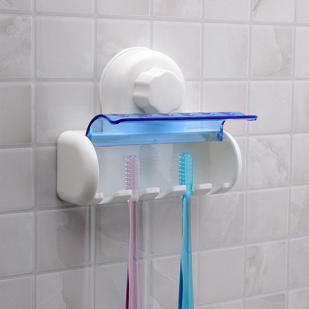 nouvelle anti poussi re brosse dents titulaire salle de bains cuisine famille brosse dents. Black Bedroom Furniture Sets. Home Design Ideas
