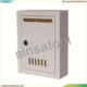 decorative outdoor mailboxes for apartments building