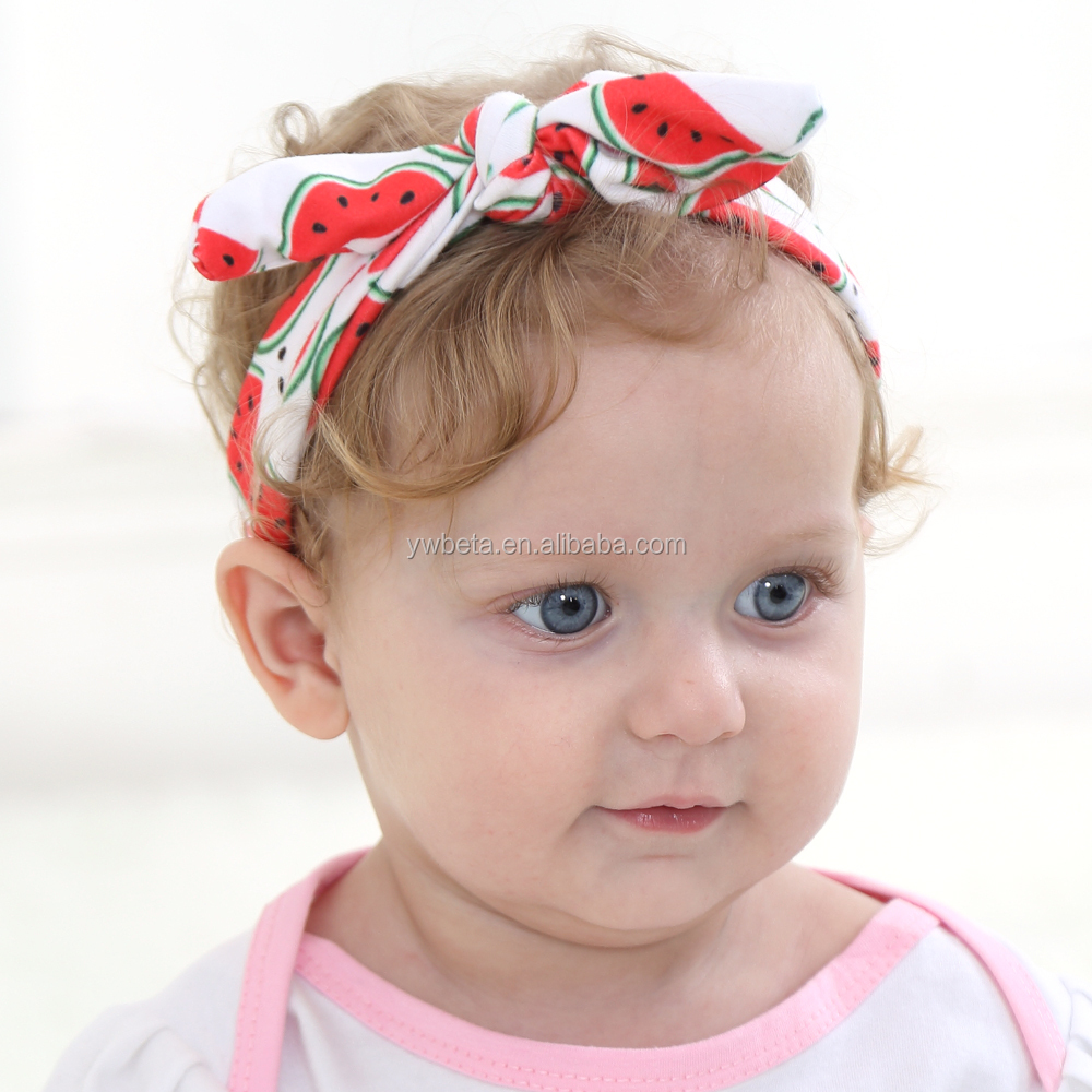 Top Baby Soft Knotted Turban <strong>Headbands</strong>