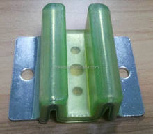 mitsubishi elevator parts counter weight hollow guide shoe