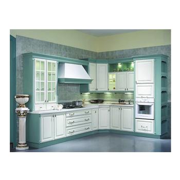 China Professional Modern Kitchen Cabinets Manufacture Aluminium