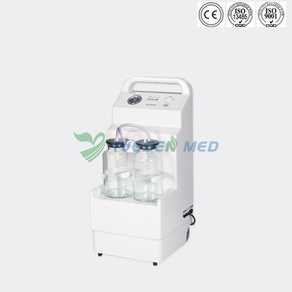 Surgical Vacuum Suction Mobile Unit YS-23C2 Hospital