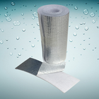 Factory sale thermal reflective Aluminum foil bubble/polyurethane foam heat resistant roof heat insulation materials