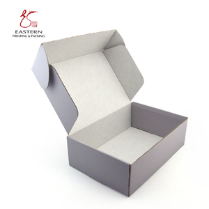 Custom Printing Colored Paper Tuck Top Corrugated Mailing Boxes