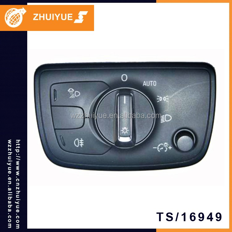 ZHUIYUE Products To Sell Online 8K0 941 531AS Headlight Switch For A4L/Q5