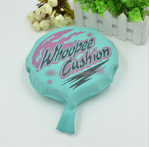 Promotional Party Bags Toys Inflatable Pool Whoopee Cushion