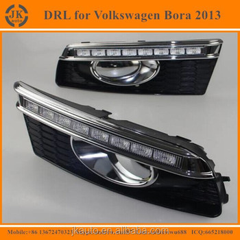 Wholesale LED DRL Light For Volkswagen Bora Super Quality LED Daytime  Running Light For VW Bora