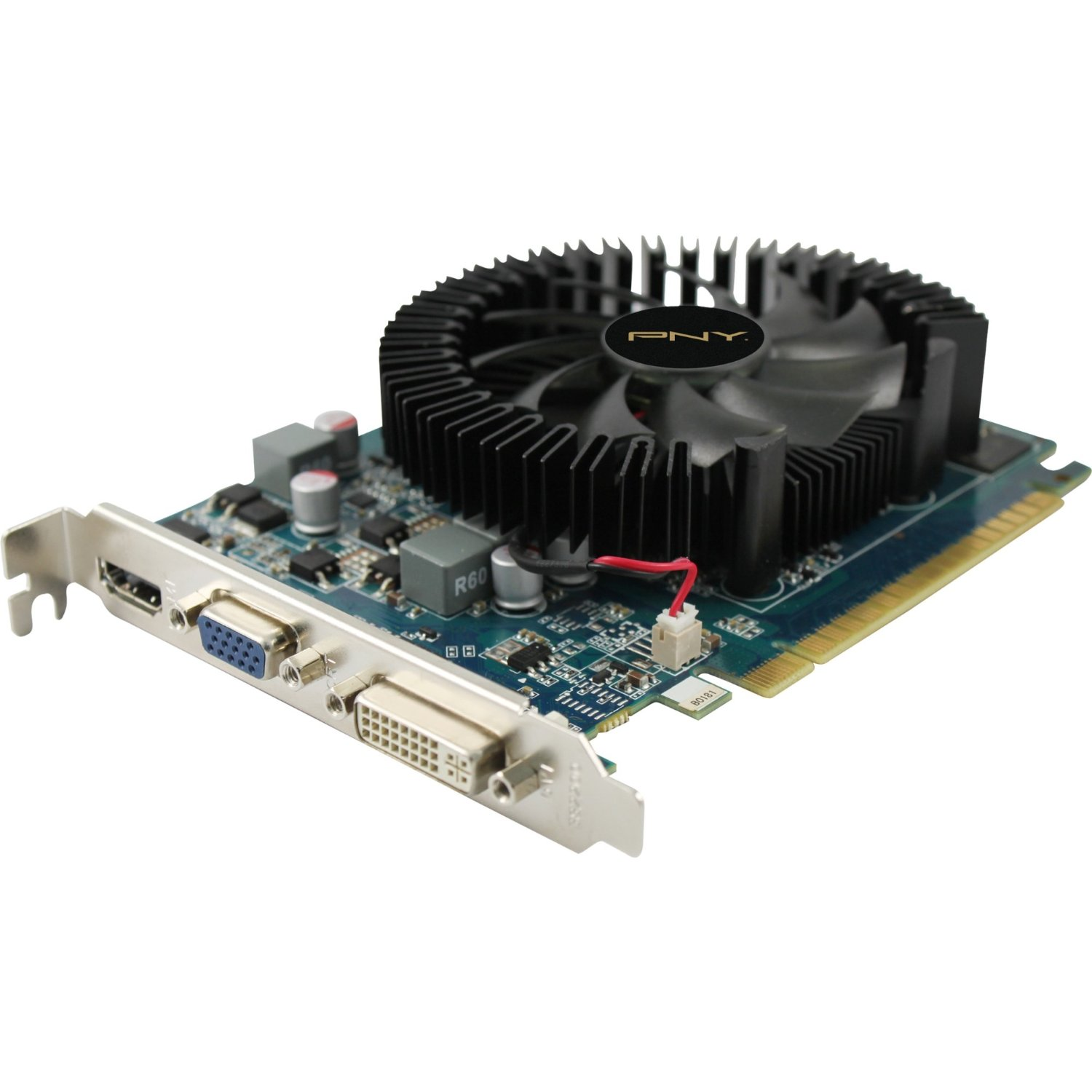 PNY GeForce GT 630 graphics card - GF GT 630 - 2 GB