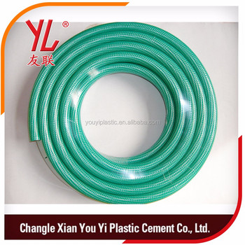Export PVC Garden Hose Clear Water Pipe/ Tube