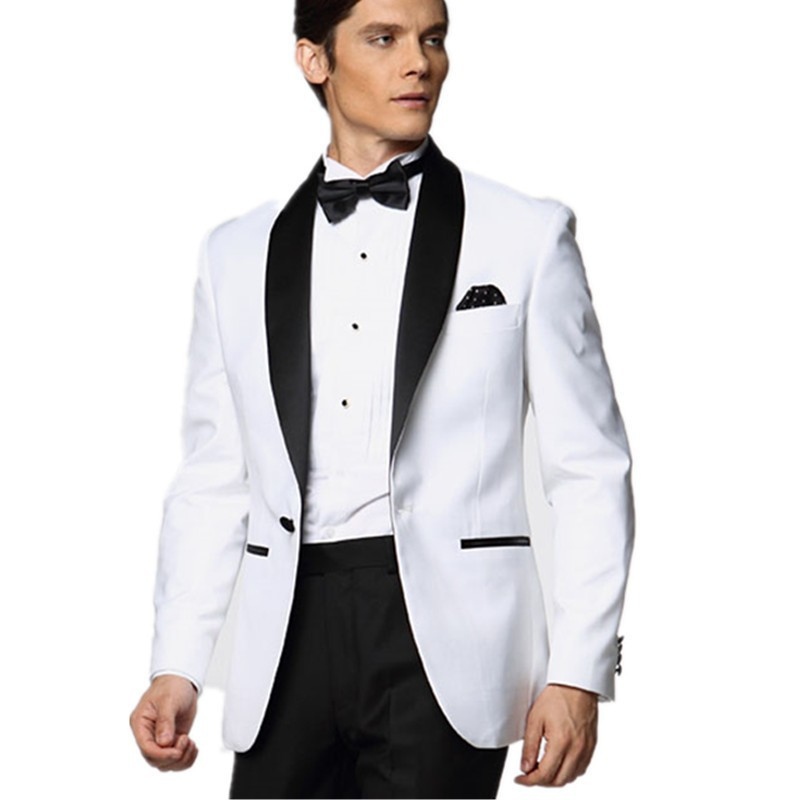Emejing White Wedding Suits For Groom Photos - Styles & Ideas 2018 ...