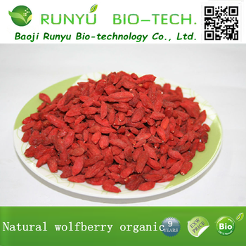 2017 Goji extract/ Wolfberry Fruit Extract polysacchrides 10%,20%-70% 100% Natural