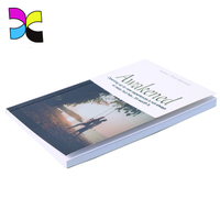 High quality OEM A5 size paperback book printing
