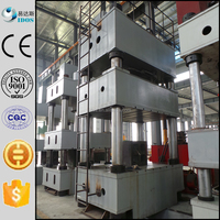 Hydraulic press machine 400t, hydraulic forging press