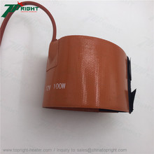 The silicone rubber heater for heating beaket