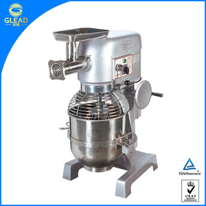 Heavy duty food processing machinery heavy duty mixer/commercial mixer 20 quart
