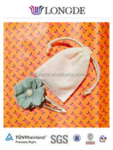 natural cotton bag for gifts